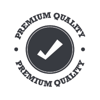 Premium quality welding badge