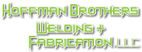 Hoffman Welding & Fabrication Logo